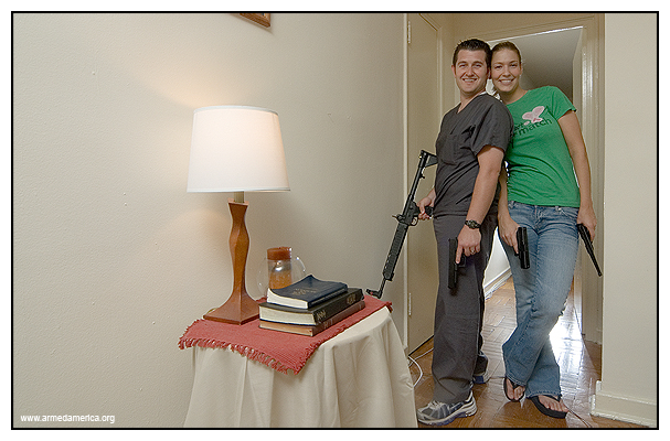 Armed America Portraits Of Gun Owners In Their Homes Youbentmywookie