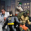 DC Direct Previews Arkham Asylum Box Set