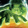 Signed Alex Ross 'Planet Hulk' Poster