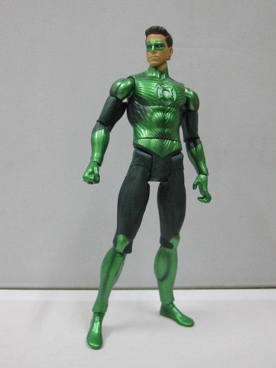 Movie Green Lantern Hal Jordan Action Figure Revealed Ybmw
