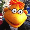 Kathy Griffin Tweets Out Pics From 'The Muppets' Set