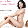 Olivia Munn Gets Naked For PETA