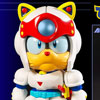 First Look: Samurai Pizza Cats Figures Coming?