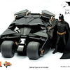 "Hot Toys – The Dark Knight: 1/6th scale ""Tumbler"" Batmobile Collectible"