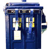 The Incredible Made-To-Order Custom TARDIS Purse Version 3.0