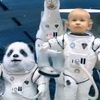 """Space Babies"" 2014 Kia Sorento Big Game Ad"
