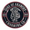 Toy Fair 2014 Mezco Reveals Toy Fair Sons Of Anarchy Limited Edition Coin