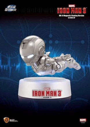 beastkingdom iron man 3 mark II floating statue_1.jpg