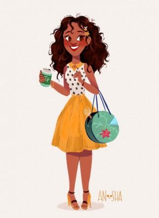 Anoosha-Syed-Disney-Princesses-As-Modern-Day-Girls-Tiana-the-Entrepreneur-686x938.jpg