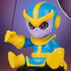 Gentle Giant Unveils Skottie Young Statues of Thanos, Iron Man, Captain America