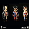 Jason Freeny's XXRAY Batman, Wonder Woman, Superman Released, Next Wave Announced
