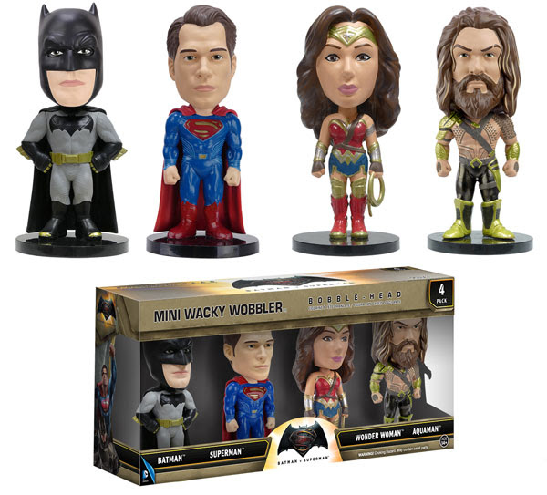 Funko Unveils Full Batman V Superman Dawn Of Justice Toy