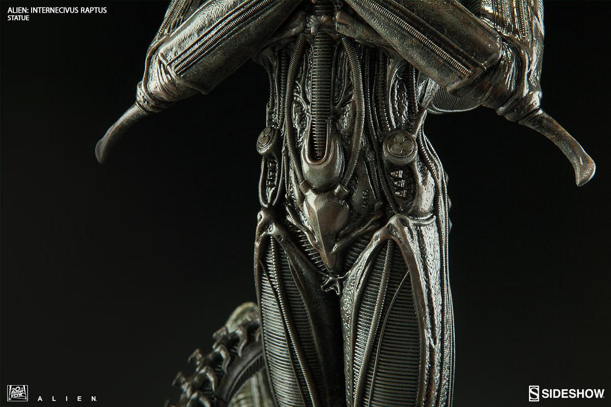 Prepare To Drool Over The New Internecivus Raptus Alien