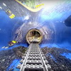 Man Builds Underwater Tunnel W/Fish For LEGO Trains
