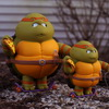 "Alex Solis' ""Chunky Mikey"" Famous Chunkies TMNT Ltd Figure"