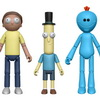 Funko's Rick and Morty Action Figures and Mystery Minis!