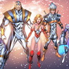 Rob Liefeld's Tiny-Footed Heroes Heading to The Big Screen