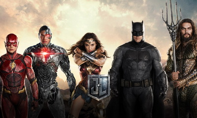 What's Hot: New 'Justice League' Trailer