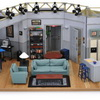 For Ultimate Seinfeld Fans- An Exact Mini Replica Of His Apartment