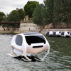 Smiling, Flying Water Taxis Set To Take Off In Paris This Summer