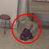 Forget Annabelle, Possessed Doll Blinks and Moves Head Before Shaking Room
