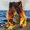 Lawyer's Pants Catch Fire During Closing Arguments of Arson Trial