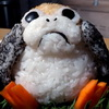 "Porg Rice Balls - For Vegans That Want To Relive ""That"" 'Star Wars: Last Jedi' Scene"