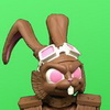 @BossFightStudio Unveils Limited Ed. Easter Chocolate Bucky O'Hare Figure