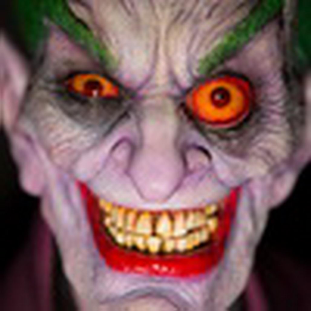 Rick Baker's DC Collectibles Joker Bust Is The Stuff Of Nightmares