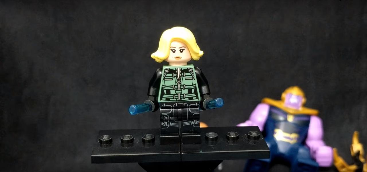 spoiler �avengers infinity war� legos show spiderman�s