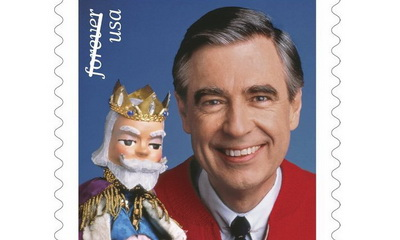 What's Hot: Mister Rogers To Be Immortalized In A US Postage Stamp