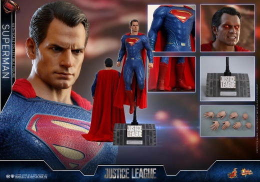 Hot Toys - Justice League - Superman collectible figure_PR26.jpg