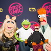 In Case You Missed It - Drop the Mic: Kermit the Frog and Pepé vs. Miss Piggy and Beaker