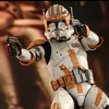 Popular Collectibles: Hot Toys Star Wars: Episode III Revenge of the Sith- 1/6th scale Commander Cody Collectible Figure