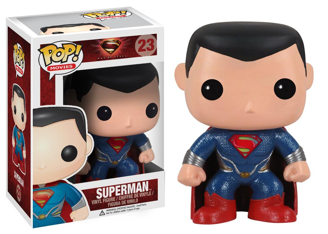 Mattel S Movie Masters Man Of Steel Toys Officially
