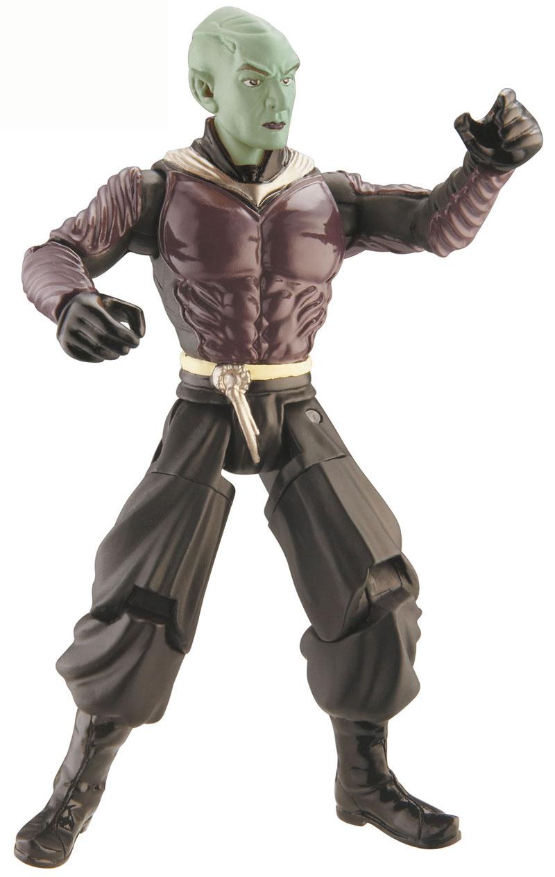 Bandai: Dragon Ball: Evolution Movie Action Figures | YouBentMyWookie