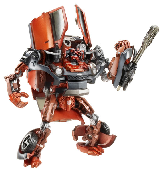 Hasbro Reveils New Transformers Toys From Revenge of the ...