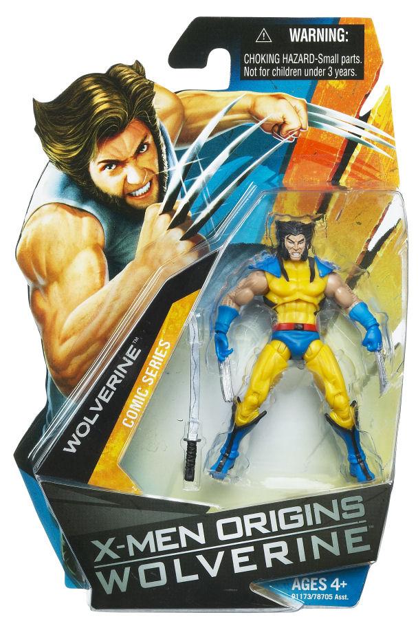 Men Origins: Wo... X Men 2 Action Figures