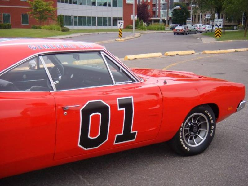 own your own 69 dodge charger general lee from the. Black Bedroom Furniture Sets. Home Design Ideas