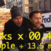 Mark Malkoff Gets Carried 9.4 Miles By Friendly New Yorkers