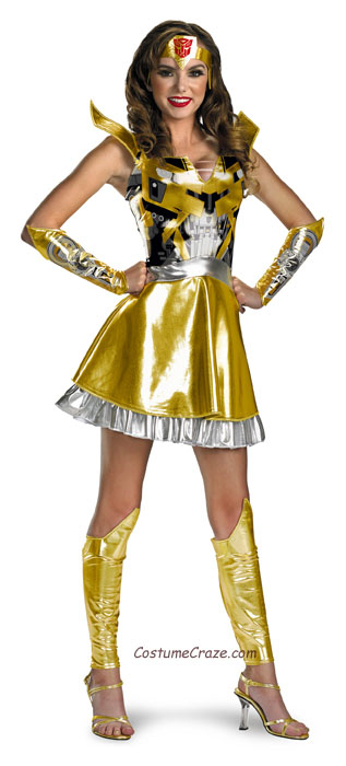 Luckily thanks to costume craze women can now too join in on the fun