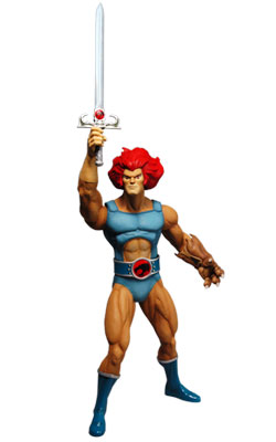 Thundercat Classics on New Thundercats Classic Style Lion O   S From Bandai And Mezco