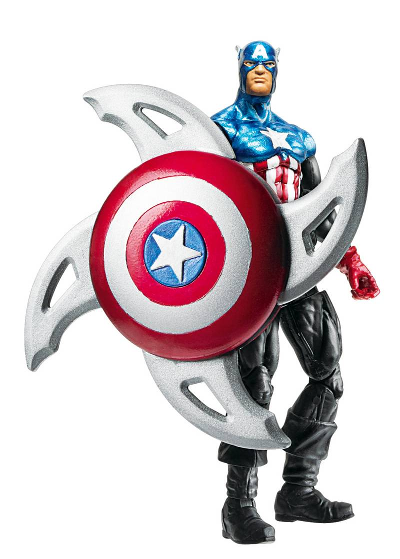 Toy Fair 2011 Official Images For Captain America Figures