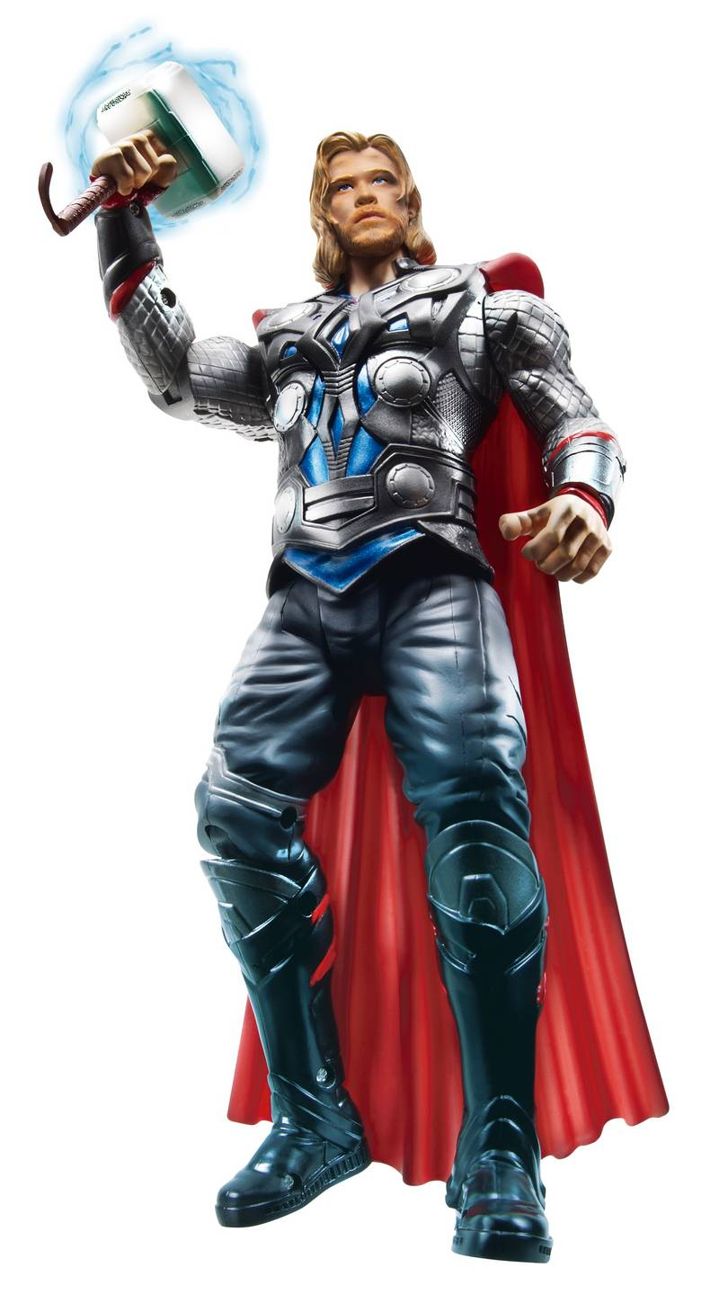 Toy Buying Quickly? Check out These Nice Ideas FIrst! LightningPowerThorelectronicfigure
