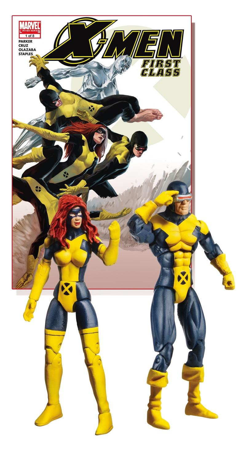 Toy Fair 2011: Official Images Of Upcoming Marvel Universe