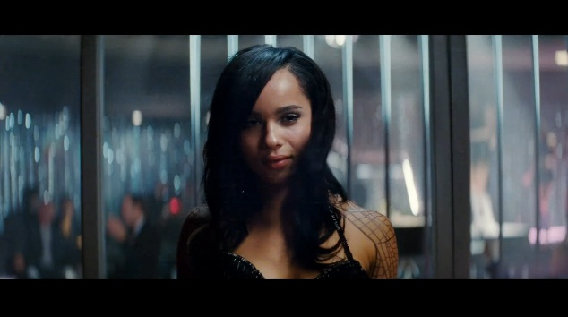 Zoe Kravitz And Jennifer Lawrence In Xmen 'X-Men: First...