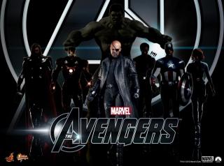 Hot Toys - The Avengers teaser.jpg