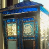 Epic Doctor Who Stained Glass Tardis