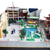 Back To The Future's Hill Valley Recreated Entirely In LEGOs