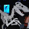 Cosplay Level Jurassic: Epic T-Rex Skeleton Costume